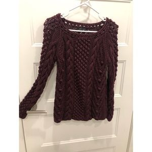 Moda International Chunky Sweater